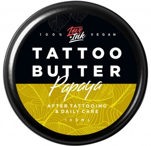 Tattoo Butter Papaya 100ml