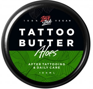 Tattoo Butter Aloes 100ml